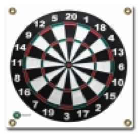 ArroMAT 17″ Dartboard