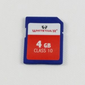 TrailCAM SD Cards™ 4 GB