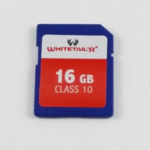TrailCAM SD Cards™ 16 GB